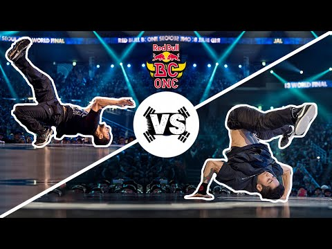 bull - Get more BC One here: http://redbullbcone.com Watch the FINAL BATTLE as Mounir takes on Hong 10 one-on-one at the 2013 Red Bull BC One World Finals in Seoul ...
