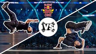 Mounir vs Hong 10 - FINAL BATTLE - Red Bull BC One World Final 2013 Seoul Video
