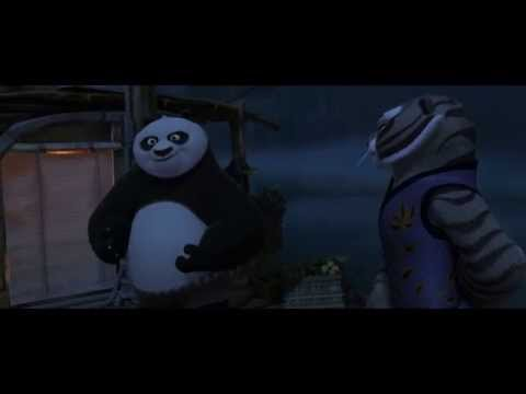 Kung Fu Panda 2 Journey To Gongmen City