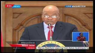 South African President Jacob Zuma [FULL SPEECH] during his visit to Kenya