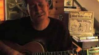 Rope Stretchin' Blues - Blind Blake  - Acoustic Fingerpicking Blues