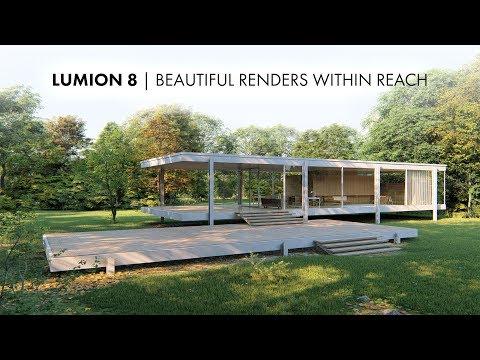 Lumion 8 Release Trailer