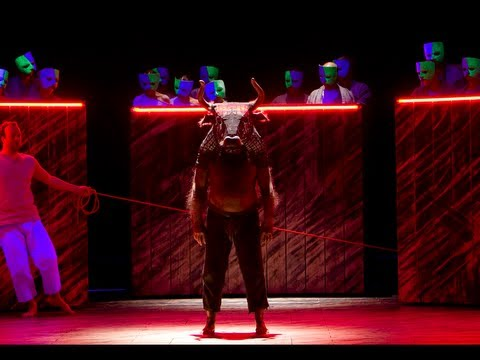 The Minotaur: A thrilling sonic labyrinth
