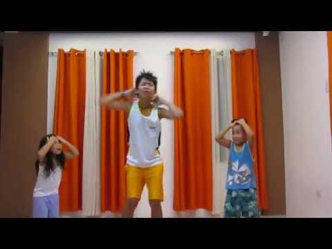 Pamela one - Vhong Navarro Dance Cover (видео)