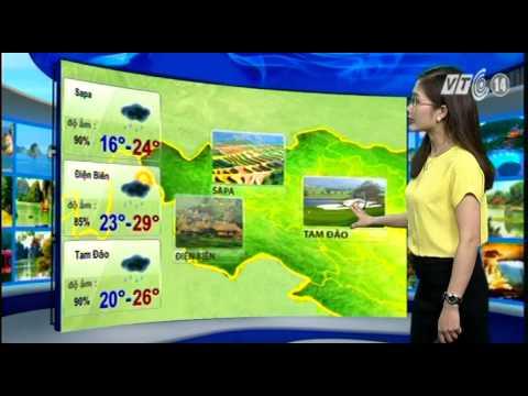 Thời tiết Du lịch ngày 17.09.2014