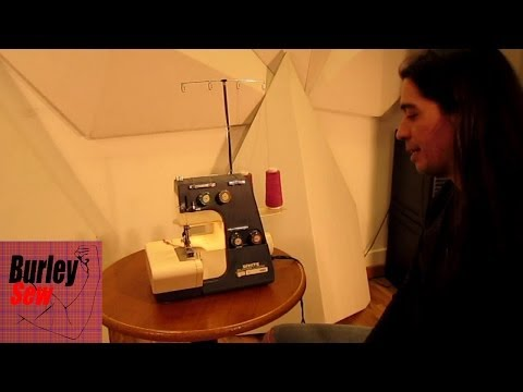 Serger Troubleshooting For Any Serger- Serger Machine Series Ep. 4