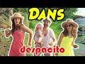 Sahilde Dans | Luis Fonsi ft. Daddy Yankee - Despacito | Bizim Aile Eğlenceli Çocuk Videoları
