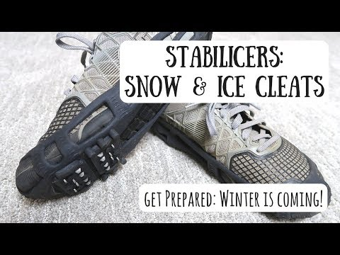 STABILicers Snow & Ice Cleats | Keep Your Balance on Your Next Winter Trip