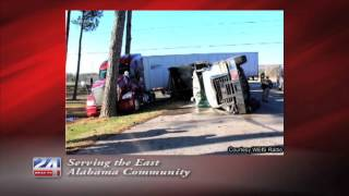 Crash Leads to Fuel Spill
