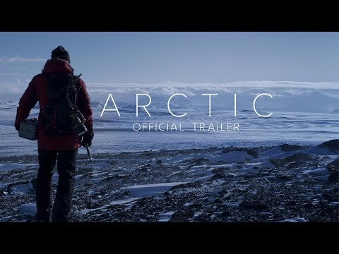 Trailer film Arctic