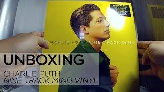 Unboxing - Charlie Puth / Nine Track Mind - Vinyl