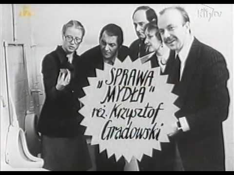 Zdzisław Maklakiewicz - Magister Sobierajski na tropie... Sprawa mydła