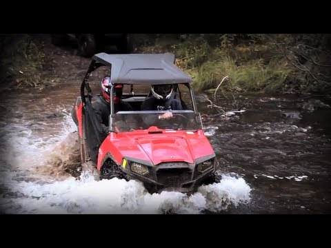 2012 Polaris Ranger RZR 570 UTV Review
