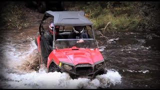 9. 2012 Polaris Ranger RZR 570 UTV Review