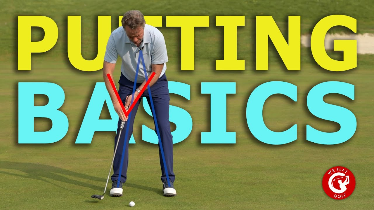 The best tip ever to make you a great putter - Golf Putting Basics