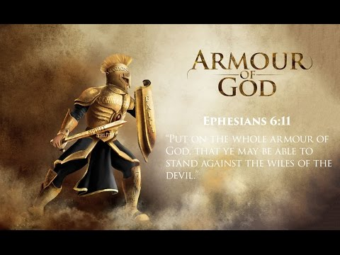 The Invisible Coat ( The Armour Of God )