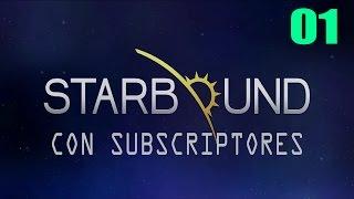 Como estaba de ofertón de Halloween, pues me he alquilado un server de Starbound por un mes para poder jugar un poco con...