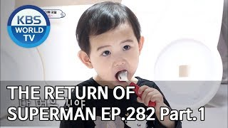 Video The Return of Superman | 슈퍼맨이 돌아왔다 - Ep.282 : A Fairytale in Our Daily Life Pt.1[ENG/IND/2019.06.23] MP3, 3GP, MP4, WEBM, AVI, FLV Juni 2019