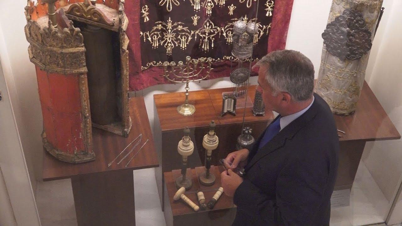 Επίσκεψη Μ. Βορίδη στο Εβραϊκό Μουσείο