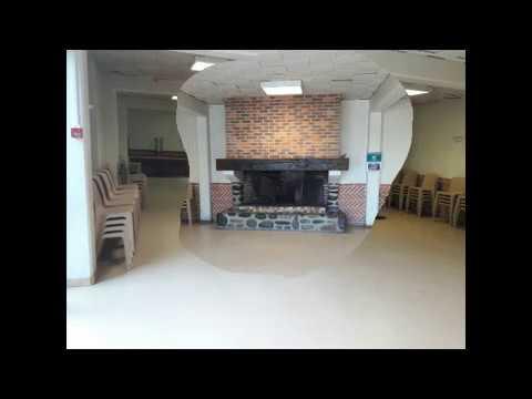 Vidéo - visitez la salle du bas