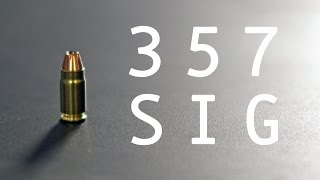 A short overview of the slightly misunderstood 357 SIG caliber and why I think it's pretty neat. I feel it has excellent ballistics and performance and is a lot of fun to shoot, though like any cartridge it isn't perfect.And I know I probably spoke too fast in this one again. Sorrynotsorry.