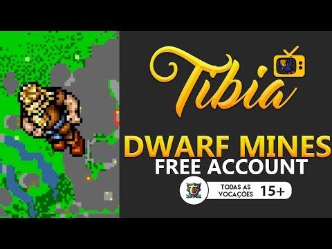 Dwarf Mines – Kazordoon