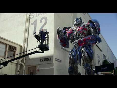 Transformers: El último caballero - DIALECT COACH?>