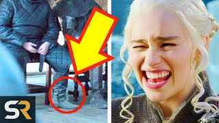 25 Game Of Thrones Mistakes That Slipped Through by Screen Rant