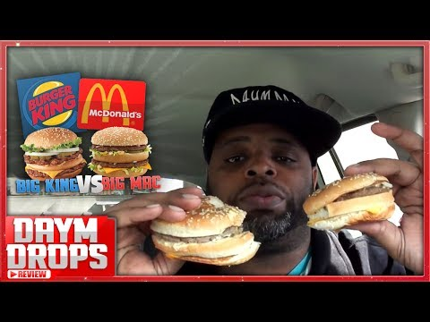 King - Burger King released their Big King again which is supposed to be the answer to McDonalds Big Mac. I had to give them both the Super Official taste test and ...