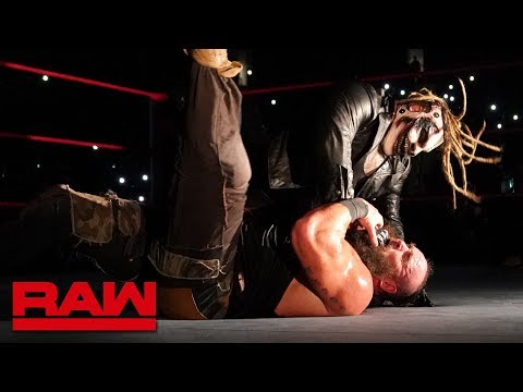"""""""The Fiend"""" Bray Wyatt brutalizes Braun Strowman in Raw shocker: Raw, Sept. 23, 2019"""