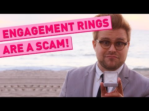 ring - but you'll still end up buying one. See more http://www.collegehumor.com LIKE us on: http://www.facebook.com/collegehumor FOLLOW us on: http://www.twitter...