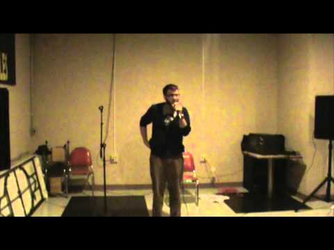 Andrew Smith - Stand Up Comedy- @MNMOM (10-26-13)
