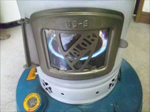 VALOR 65-S Cooking Stove