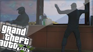 NEW DLC FUNNIES! (GTA 5 Funny Moments)