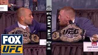 Video Watch the full UFC 205 press conference | Alvarez vs. McGregor MP3, 3GP, MP4, WEBM, AVI, FLV Juni 2019
