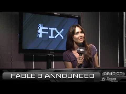 preview-IGN Daily Fix, 8-19: Fable 3, GT 5 and MGS News (IGN)
