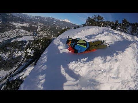 GoPro Awards: Massive Toboggan Jump
