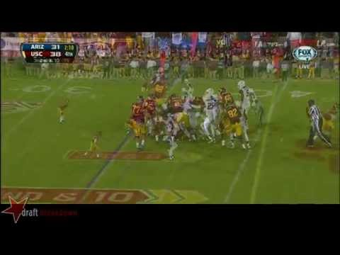 Chad Wheeler vs Arizona 2013 video.