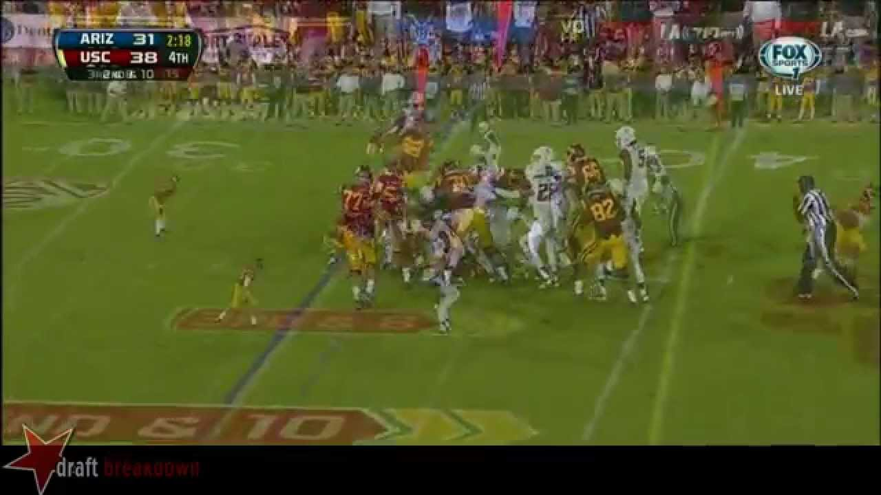 Marcus Martin vs Arizona (2013)