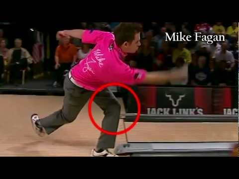 bowling - This is a video I made that uses slow motion footage to analyse the modern 10-Pin Bowling swing and release, focusing on the swing plane, knee continuation, ...