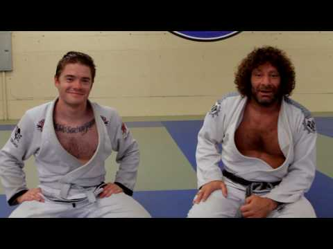 Kurt Osianders Guard Building Drill 1