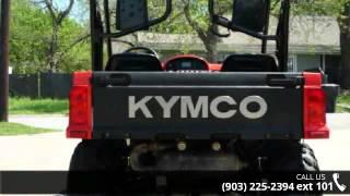 7. 2014 KYMCO UXV 500  - Sherman Powersports - Sherman, TX 7...