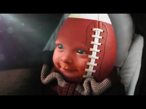 Football Baby Makes Super Prediction