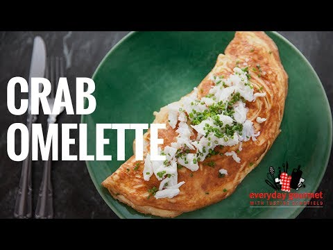 Tefal Crab Omelette | Everyday Gourmet S6 E68