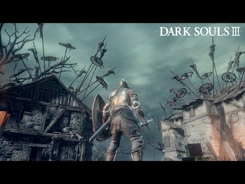 Dark Souls III – Shadows Ahead – HD Gameplay Trailer