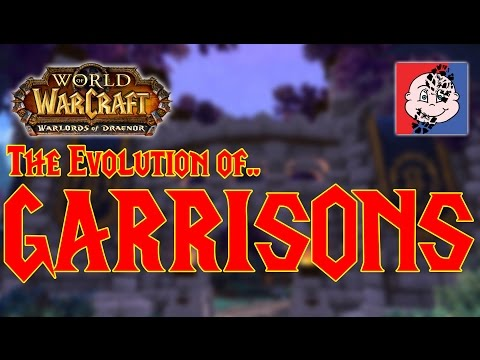 garrison - A look at how your Alliance Garrison will evolve from a woodland area into a Level 3 thriving community. Learn how to build, recruit followers and use those followers to gain you extra rewards....