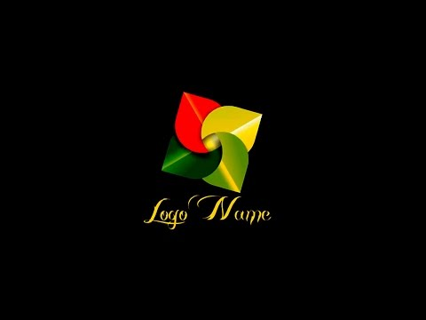 Best Creative 3D Logo Design CorelDraw X7 In Hindi