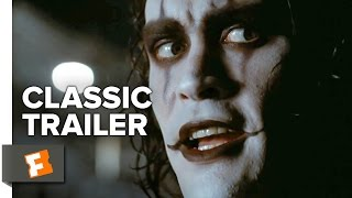 The Crow - Official Trailer (1994)