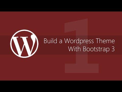 how to make a wordpress theme