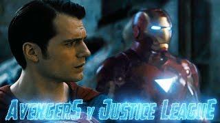 Video Avengers v Justice League Announcement Fan Trailer MP3, 3GP, MP4, WEBM, AVI, FLV Januari 2018